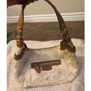 Beautiful Coach bag - used